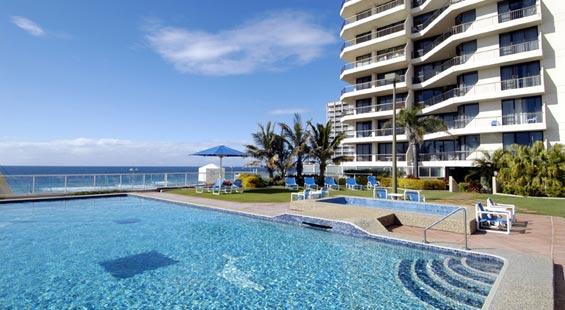 Paradise Centre & Peninsula, Gold Coast, Queensland,Australia